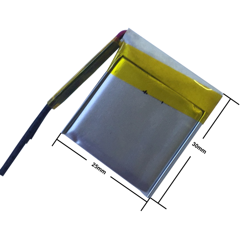 1Pcs Polymer Battery 450mah <font><b>3.7V</b></font> <font><b>403040</b></font> Li-Po Rechargeable Battery MP3 Speakers for DVD GPS MP4 Smart Watch Cell Phone image
