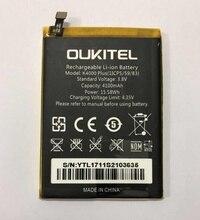 Oukitel K4000 plus Battery 100% Original 4100mAh Backup Replacement For Mobile Phone