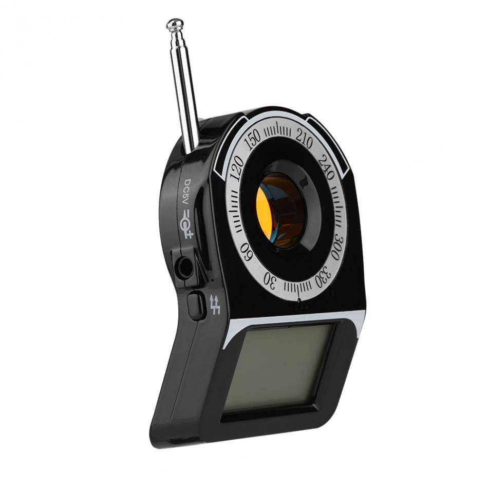CC309  Mini Wireless Signal Detection Anti-eavesdropping Candid  Bug Tapping Spy ForHidden Camera Auto Scanner Detector Finder A