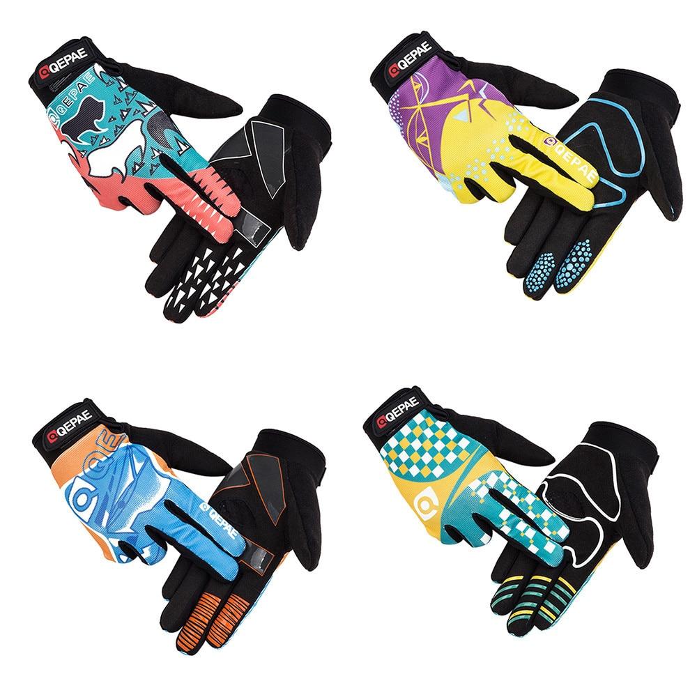 Screen Gloves Thermal Anti-skid Gloves Outdoor Anti-wind Slip-proof Glove Skiing Fleece Warm Gloves Climbing M #3N09