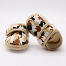 New four Seasons Boys and Girls Baby Shoes Spring and Autumn Small Cotton Shoes 0-1 Children's Toddler Shoes