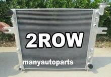 Aluminium Heizkörper für JEEP GRAND CHEROKEE WJ/WG 4.7L V8 1999-2005 2000 2001 2002 2003 2004 2005