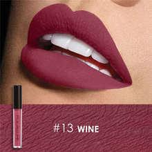 FOCALLURE mate lápiz labial Batom impermeable lápiz labial suave de larga duración cosméticos a prueba de beso maquillaje lápiz labial