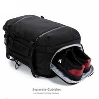 OZUKO рюкзак для мужчин ноутбук женский рюкзак 17,3 дюймов школьная сумка большой емкости багажные сумки Повседневный Рюкзак Дорожная Сумка го...