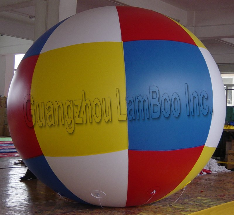 FREE SHIPPING NICE Inflatable Colorful Helium Balloon for Advertisement,Events, Exhibition,Opening