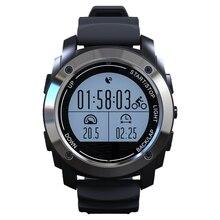 S928 ЧСС в режиме реального времени отслеживать умный Браслет Air Давление Защита окружающей среды Температура Высота часы