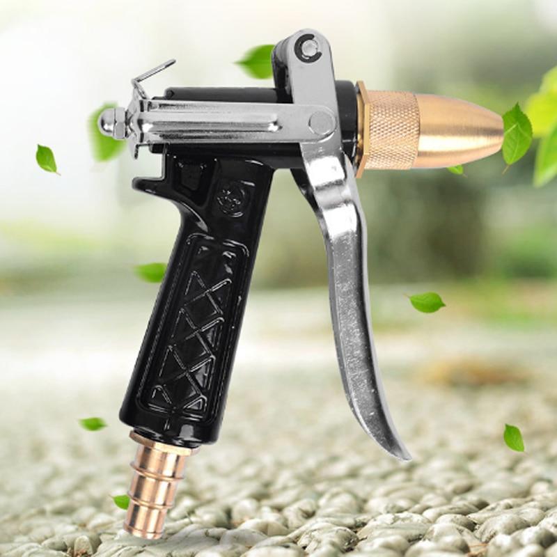 Hochdruck Power Wasser Pistole Wasser Jet Garten Auto Schlauch Zauberstab Düse Sprayer Bewässerung Spray Sprinkler Reinigung Werkzeug