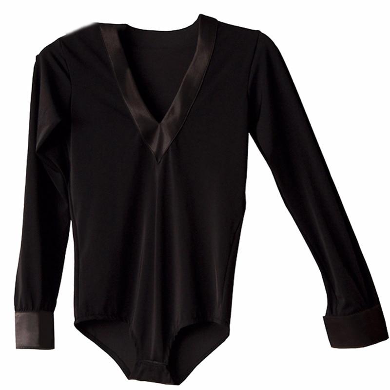 Boy Latin Dance Colthes Black M/L/XL/XXL/XXXL For 105 165cm Boy Performing Clothes Free Shipping Latin Dancewear