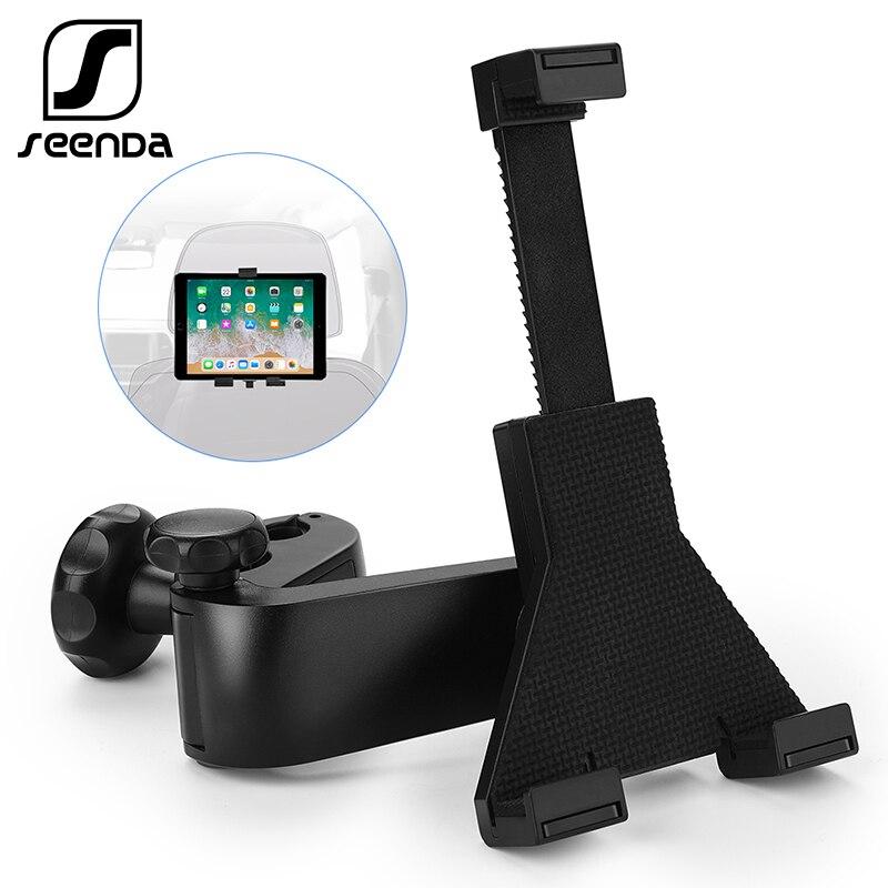 SeenDa Multi-winkel Verstellbare Universal Handy Halter Auto Rücksitz Montieren Stand Für Tablet 7