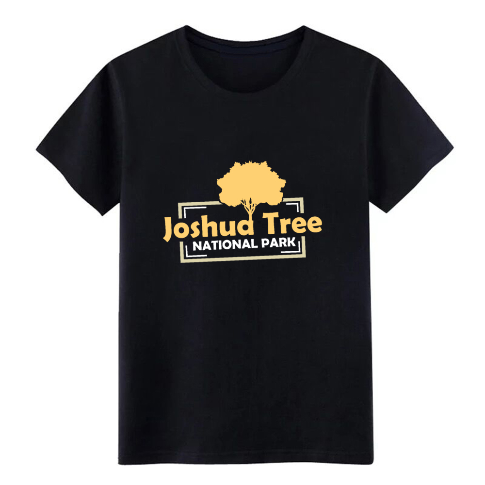 US NATIONAL PARKS: Joshua Tree National Park t shirt Designs tee shirt round Neck Letter Sunlight New Fashion Pattern shirt image