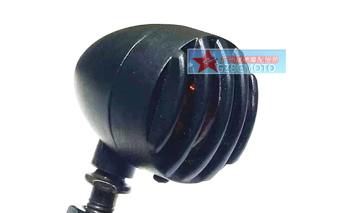 CG125 motorcycle accessories for Harley cruise prince modified retro metal shell turn turn signal lamp lights command