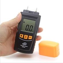 Digital LCD Display Wood Moisture Meter Humidity Tester Timber Damp Detector portable wood moisture meter GM605