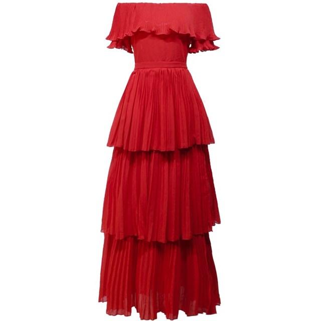 a7b4e904b166 Online Shop HANZANGL Women Maxi Dress 2018 Summer Short Sleeve Slash ...