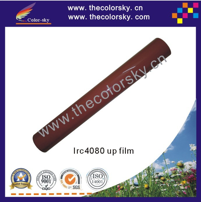 (RD-FF4080F) compatible upper fuser film sleeve for Canon IRC C 4080 5180 5185 4080i 5180i 5185i GPR-20 GPR-21 free shipping DHL