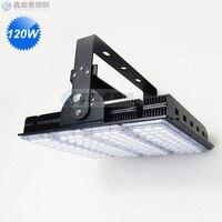 120 w LED holofotes LED de luz Bridgelux 45mil de LED luz de inundação