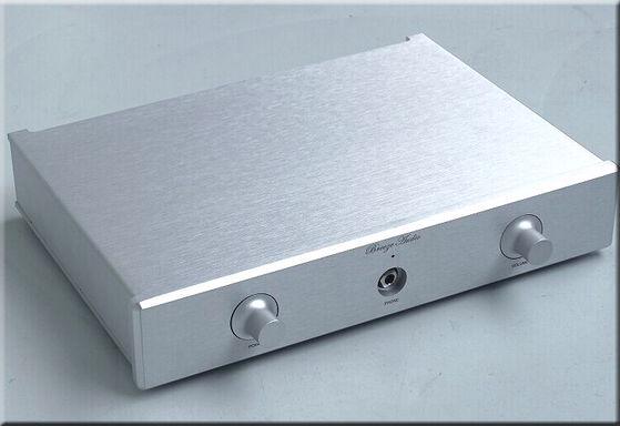 3306E Aluminum Chassis Amplifier Enclosure Preamp Case Headphone Cabinet DAC box wa60 full aluminum amplifier enclosure mini amp case preamp box dac chassis