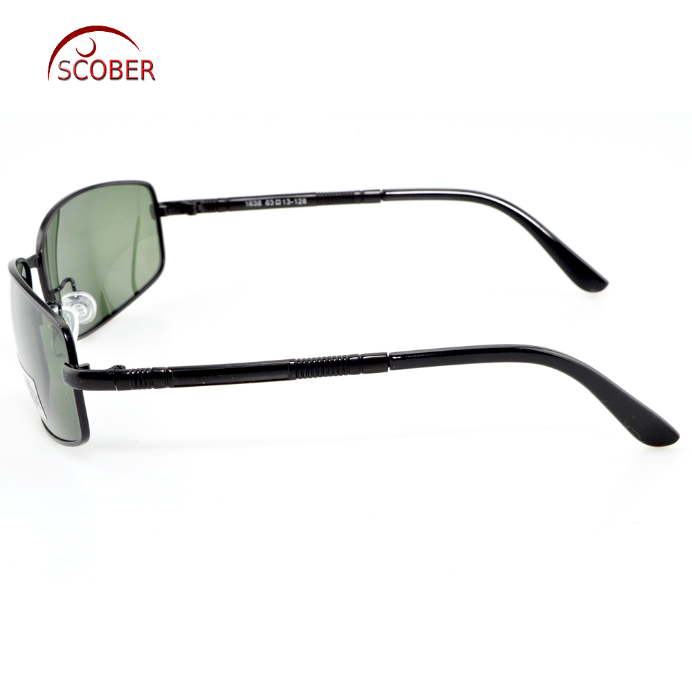 7b4bc03a46 !!!Polarized reading sunglasses!!! Classic rectangular black polarized  sunglasses oversized vintage +1.0 +1.5 +2.0 +2.5 to +4-in Sunglasses from  Apparel ...