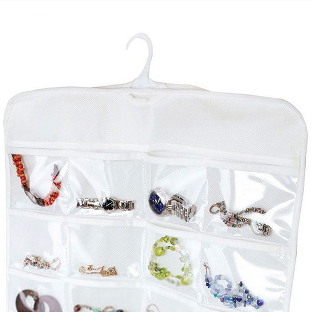 Online Shop NK Gozip 72 Pockets Double Sided Jewelry Display