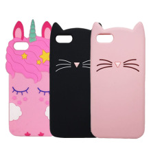 15c0bba3e1c9b Silicone Case For Huawei Y5 2018 Cute Cartoon Unicorn Stitch Cat Soft Back  Cover For Coque
