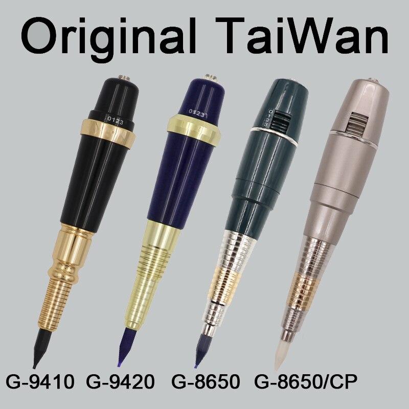 Haute Qualité D'origine Taiwan Géant Soleil Tatouage Machine Permanet Maquillage Machine pour Sourcils G8650 G-9410 G-8650 G-9740 pistolet de tatouage