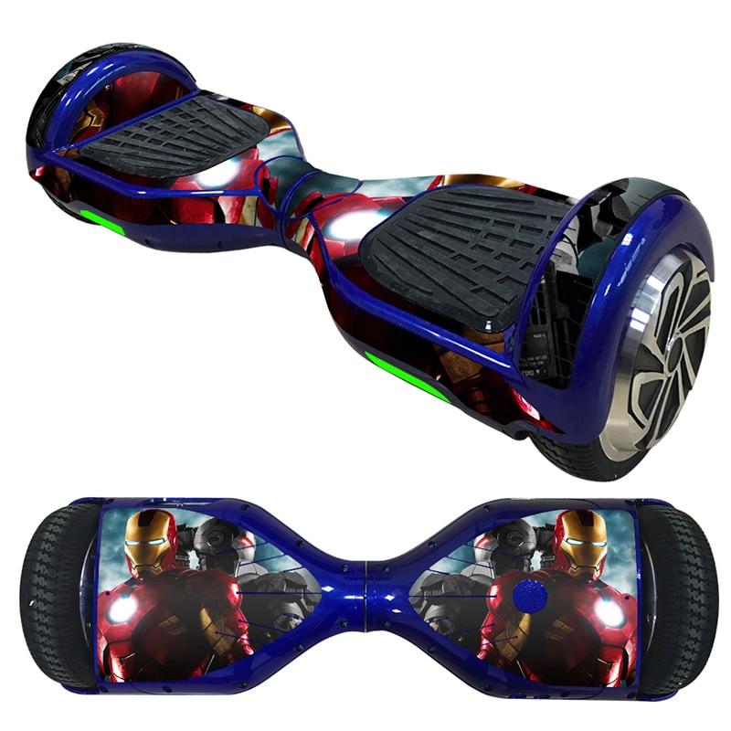 6,5 Zoll Schwebebrett Balancing Roller Haut Aufkleber Made In China Videospiele Preiswert Kaufen Heißer Verkauf