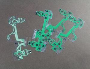 Image 4 - JDS 055 JDS 055 5.0 contrôleur Film conducteur pièce de rechange pour Sony Playstation 4 PS4 Pro clavier PCB Circuit câble