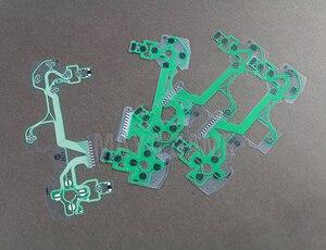 Image 4 - JDS 055 JDS 055 5,0 проводящая пленка для контроллера пленка запасная часть для Sony Playstation 4 PS4 Pro клавиатуры ленточный кабель для печатной платы