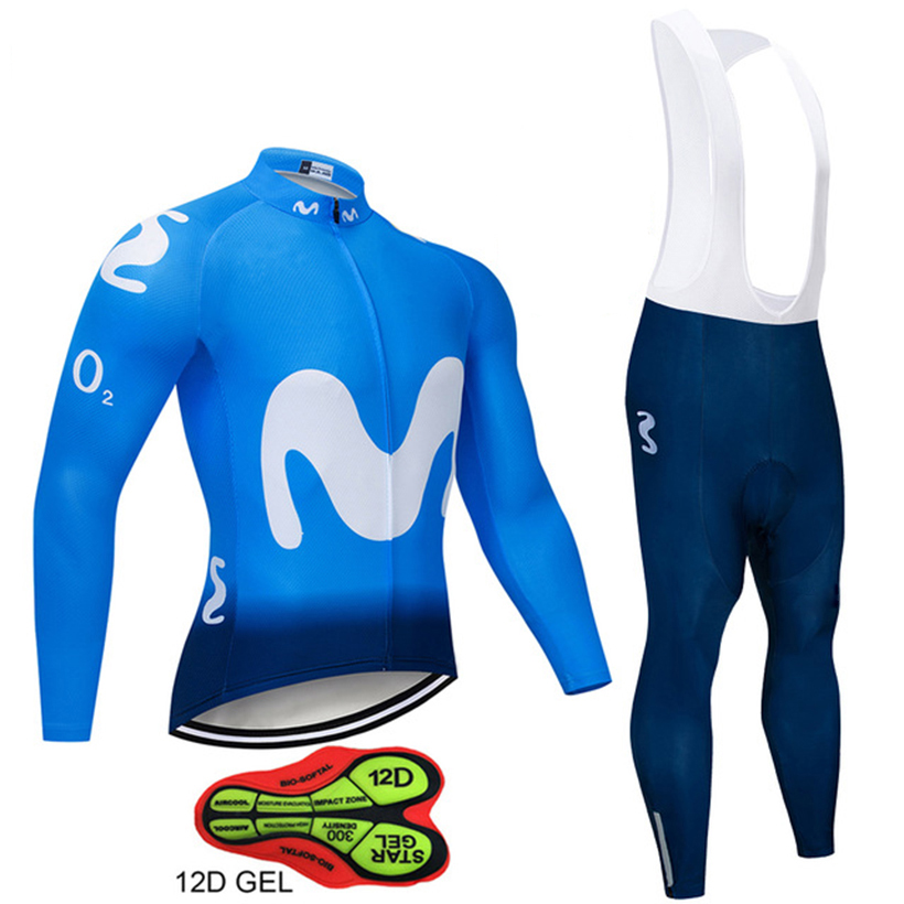 Cycling Jerseys Long-Sleeve Maillot New-Bike Breathable Team Ropa-Ciclismo Pro Autumn