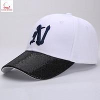 Hat girl fall and winter day Korean version of hipster new baseball cap casual joker hip hop cap sun duck cap