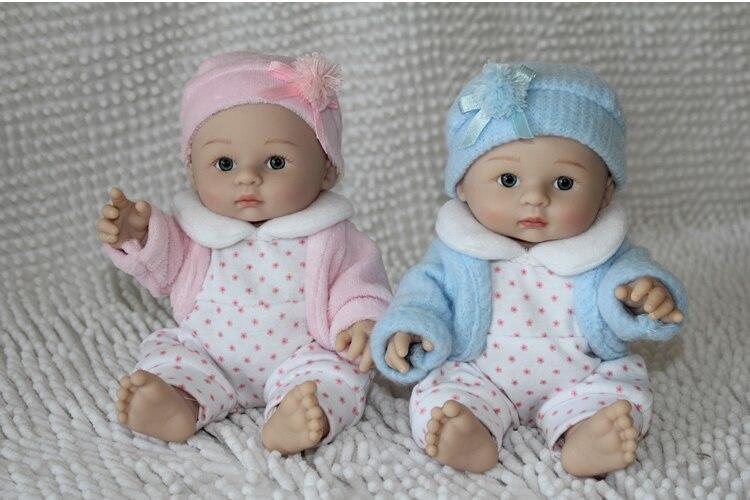 25cm Mini Vinyl Buy Reborn Baby Dolls Reborn Baby Dolls