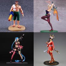 Figuras de LOL League of legends, Jinx, Riven, Akali, Graves
