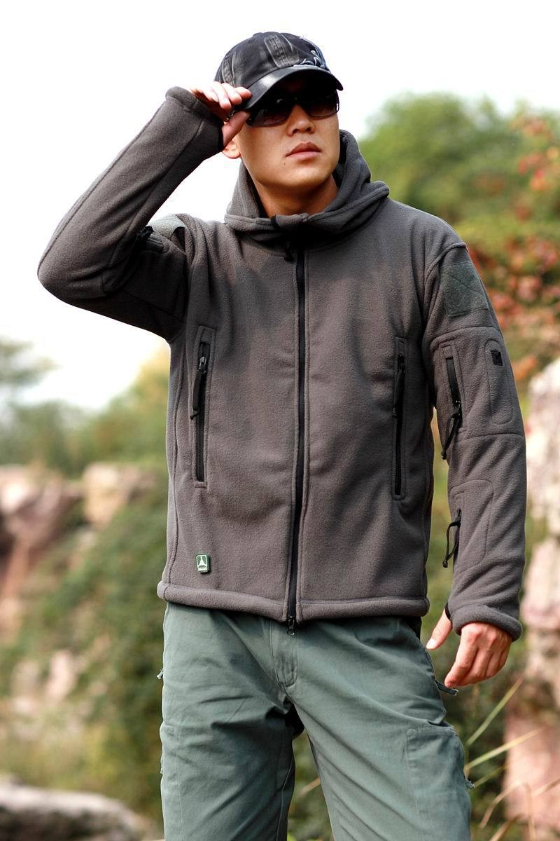 HTB1IcsDKeGSBuNjSspbq6AiipXaW Military Man Fleece Tactical Softshell Jacket Polartec Thermal Polar Hooded Outerwear Coat Army Clothes