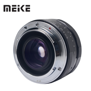 Image 3 - Meike 25mm F1.8 APS C Wide Angle Lens Manual Focus for SONY E mount Fujifilm X mount  Panasonic Olympus M4/3 Camera A7 A7RIII