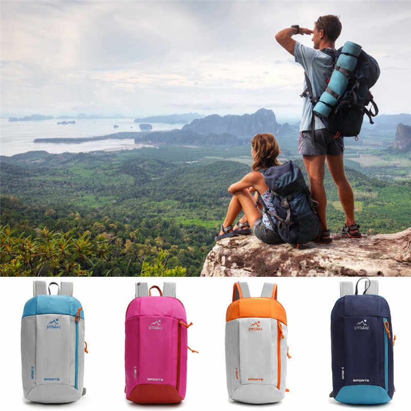 ... New 10L Waterproof Nylon Backpack small Women Men climbing Bag urban  daily Backpacks teenager boy girl ... c1d1ab53e051c