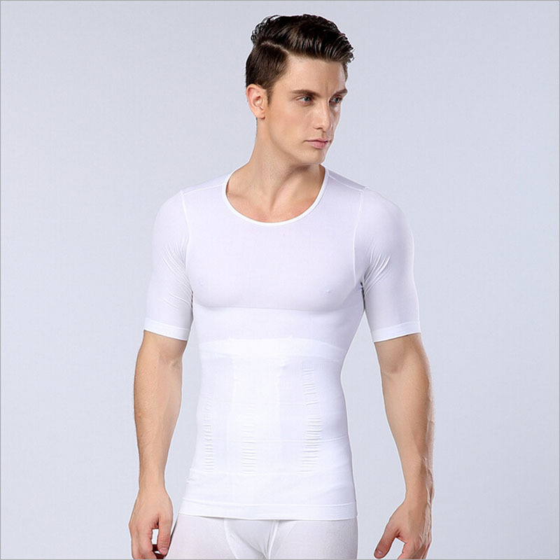 Free Shipping hot shapers slimming corset for men Shapewear reducers as seen on tv body shaper compression underwear