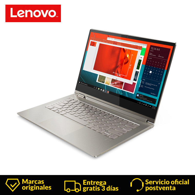 Lenovo 'YOGA C930' Lapbook 13.9 Inch Window10 Notebook Computer I7-8550U Laptop With Backlit Keyboard Ultra Notebook