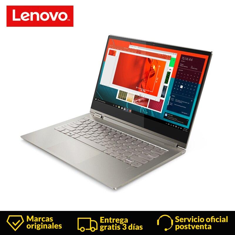 Lenovo 'YOGA C930' Lapbook 13.9 pouces Window10 ordinateur portable i7-8550U ordinateur portable avec clavier rétro-éclairé Ultra Notebook