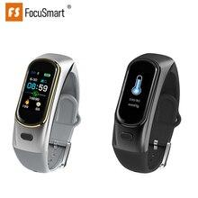 FocusSmart H109 Smart Bracelet Square-shape Smart Bracelet Smartband Waterproof Sleep Monitor Fitness Bracelet Smart Wristband qs80 smart bracelet orange