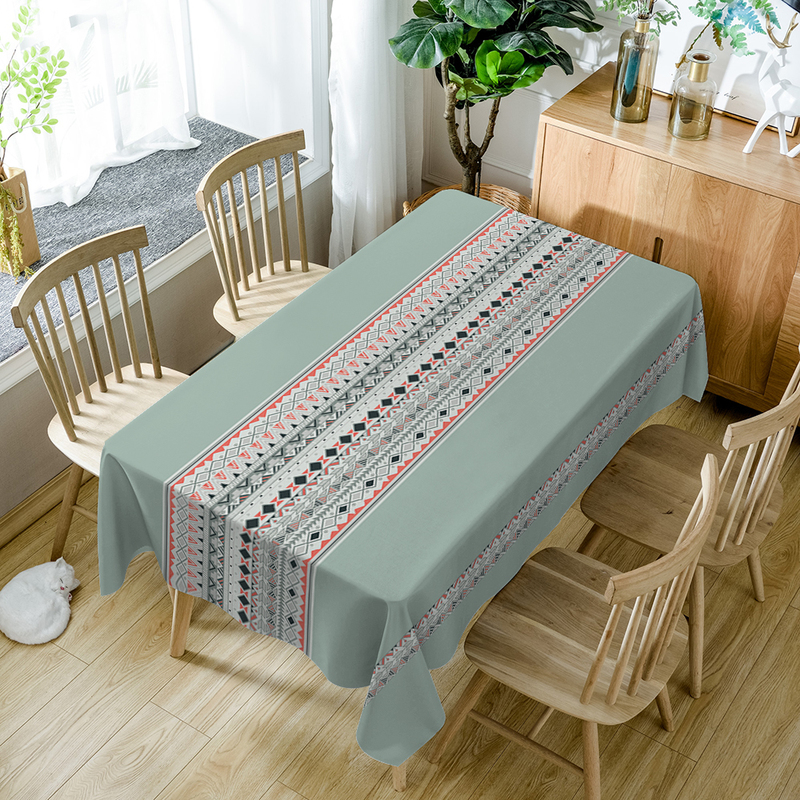 Kitchen Table Picnic Style: National Style Table Cloth Rectangle Kitchen Tablecloths