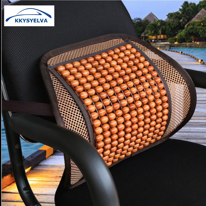 kkysyelva car seat supports mesh lumbar support for office home chair back pain support cushion. Black Bedroom Furniture Sets. Home Design Ideas