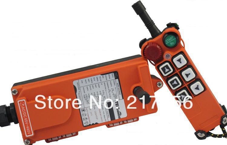 F21 E1 E2 include 2 transmitters and 1 receiver crane Remote Control wireless remote control Uting