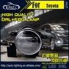 AKD Car Styling Fog Light For Toyota Corolla Altis DRL LED Fog Light Headlight 90mm High