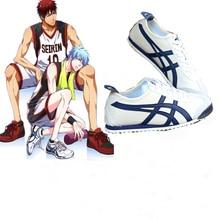 Kuroko's Tetsuya Kuroko Teiko; обувь для костюмированной вечеринки; обувь для средней школы