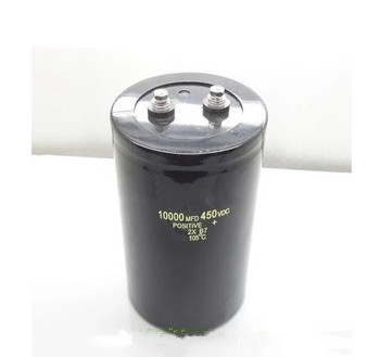 450v10000uf Electrolytic Capacitor Radial 10000UF 450V 90*130MM