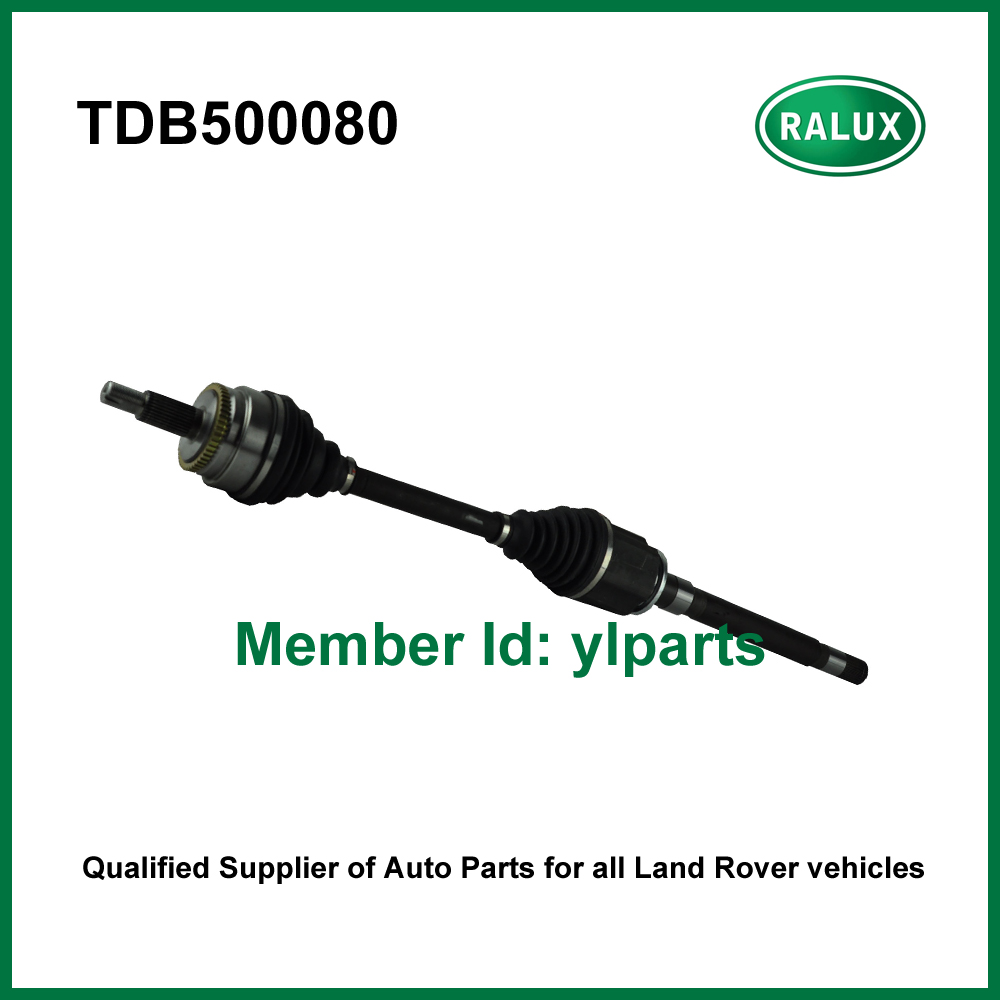 TDB500080 front right auto axle shaft for Discovery 3 4 Range Rover Sport 05 09 10