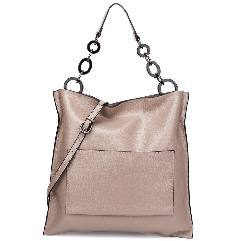 Payot Leather Shoulder Bag Women S