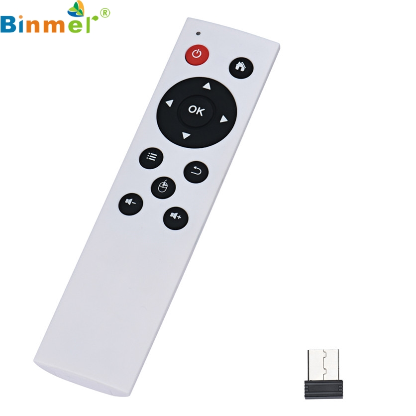 Factory Price Binmer Simplestone 2.4G Wireless Air Mouse Keyboard Remote Control for PC TV Android TV Box oct25