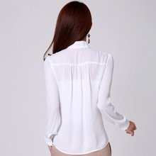 Casual Blouse Tops Size S-2XL for Crossdressers & Shemales