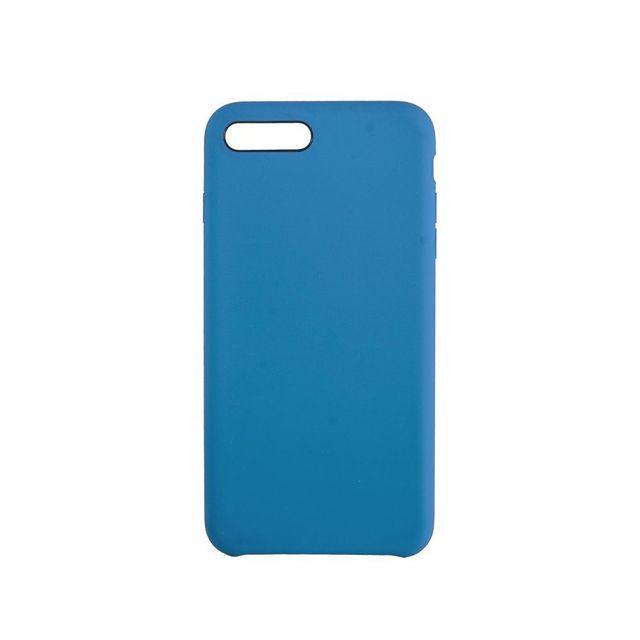 Чехол-накладка Mediagadget MARSHMALLOW COVER для iphone 7/8 plus (голубой)