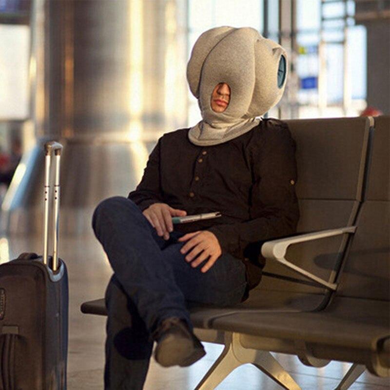 Pillow Useful Travel Work Office Nap